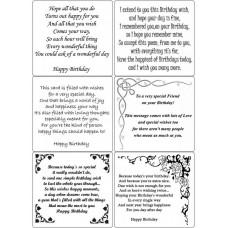 Easy Peel Birthday Verses 1