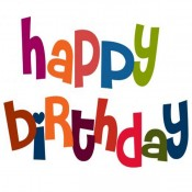 Easy Peel Birthday Verses