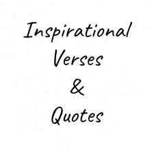 Easy Peel Inspirational Verses