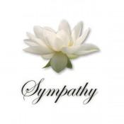 Easy Peel Sympathy Verses